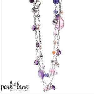 Park Lane double strand necklace